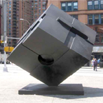 Tony Rosenthal Public Art in New York